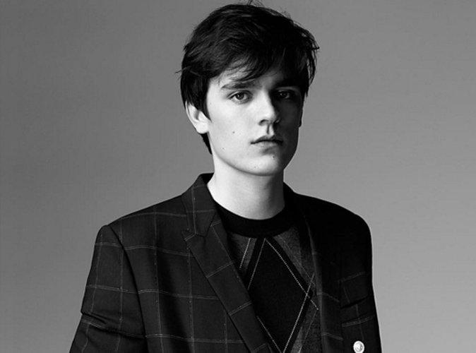 Alain-Fabien Delon : égérie charismatique et juvénile pour Dior !