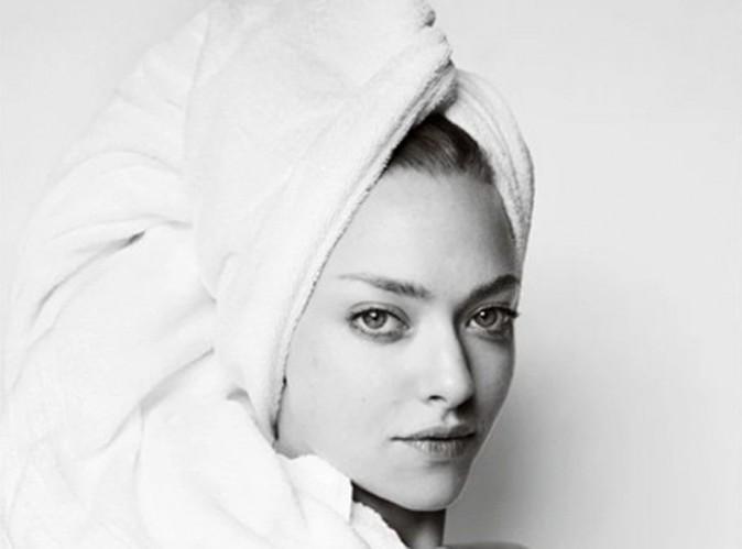 Amanda Seyfried : topless pour Mario Testino !