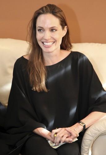 La sublime Angelina Jolie !