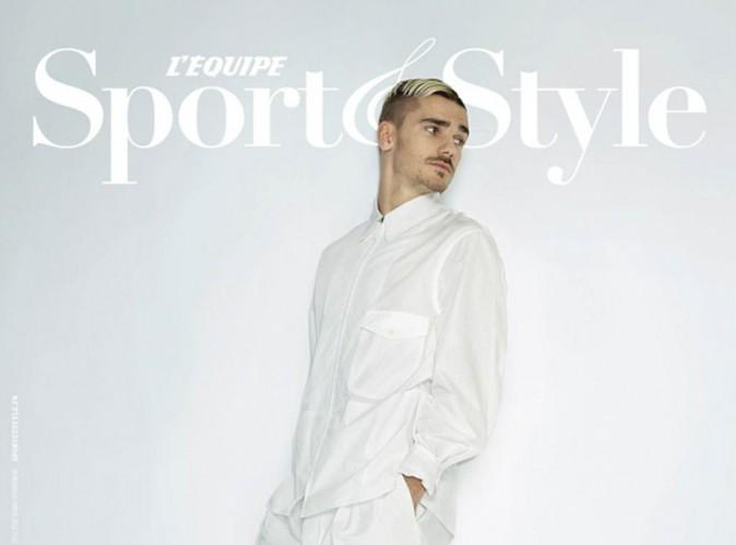 Antoine Griezmann : beauté immaculée pour Sport & Style !