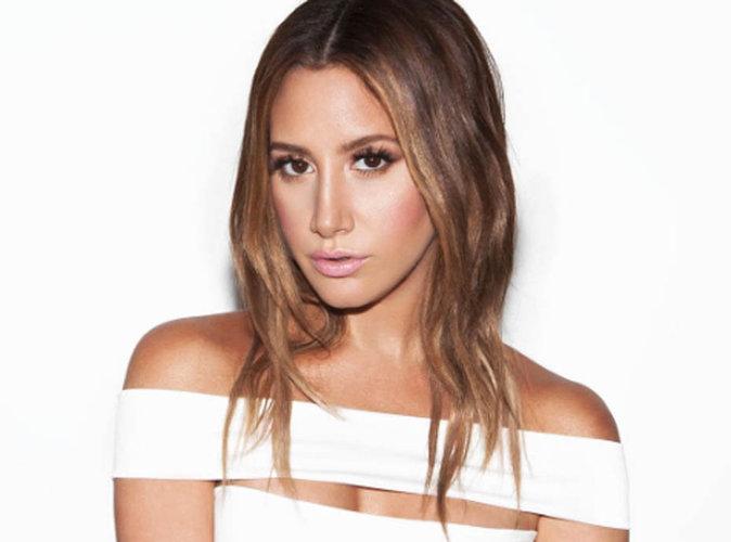 Ashley Tisdale : l'actrice dévoile sa nouvelle ligne de maquillage en collaboration avec BH Cosmetic !