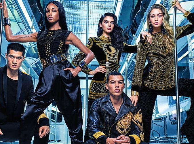 Balmain x H&M : toute la collection a fuité sur le web !