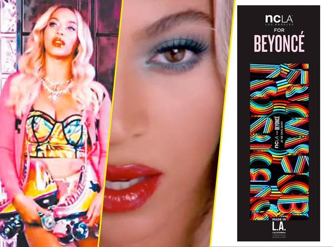 Beauté : Beyoncé : elle a créé des nail patches inspirés par ses clips avec NCLA !