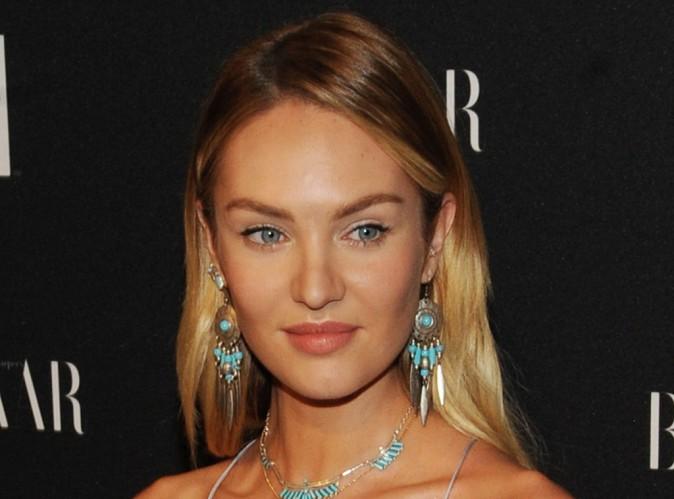 """Beauté : Candice Swanepoel : nouveau visage du """"Skin Luminizer""""..."""