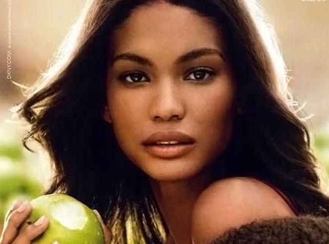 """Beauté : Chanel Iman est l'égérie """"delicious"""" du nouveau parfum de DKNY !"""