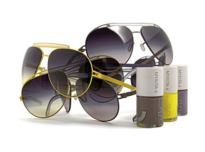 Beauté : des vernis assortis aux lunettes de soleil Bob & Eve !