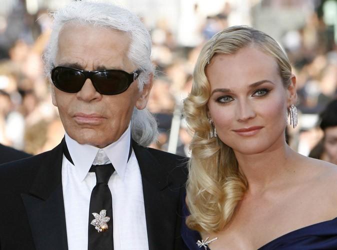 Beauté : Diane Kruger fait son come-back dans la peau d'une égérie Chanel !