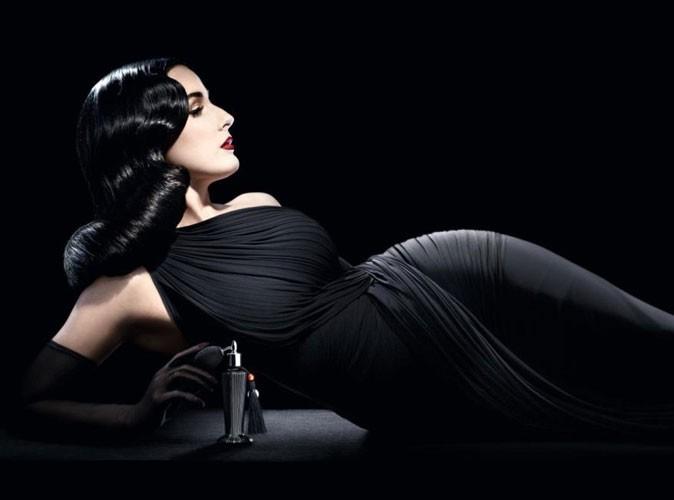 """Beauté : Dita Von Teese : """"Je veux qu'un parfum sente exactement comme je l'ai imaginé"""""""