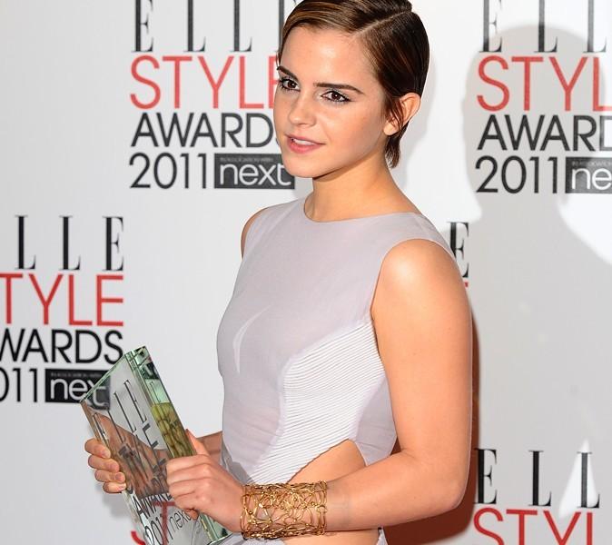 Beauté : Emma Watson contre la chirurgie esthétique !