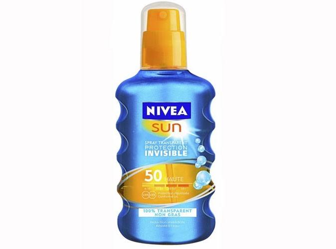 Beauté : enfin une crème solaire Nivea à l'indice 50 invisible !
