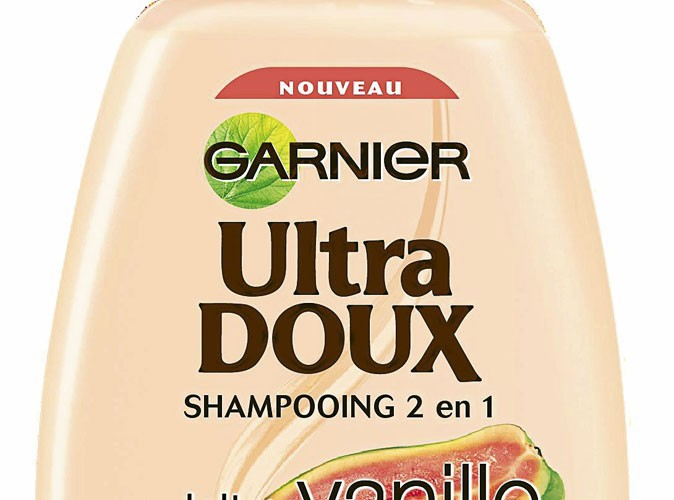 Beauté : Garnier lance un nouveau shampooing 2 en 1 !
