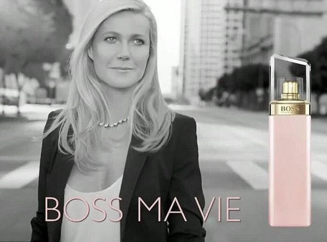 Beauté : Gwyneth Paltrow : elle Boss dur lorsqu'il s'agit de parfum !