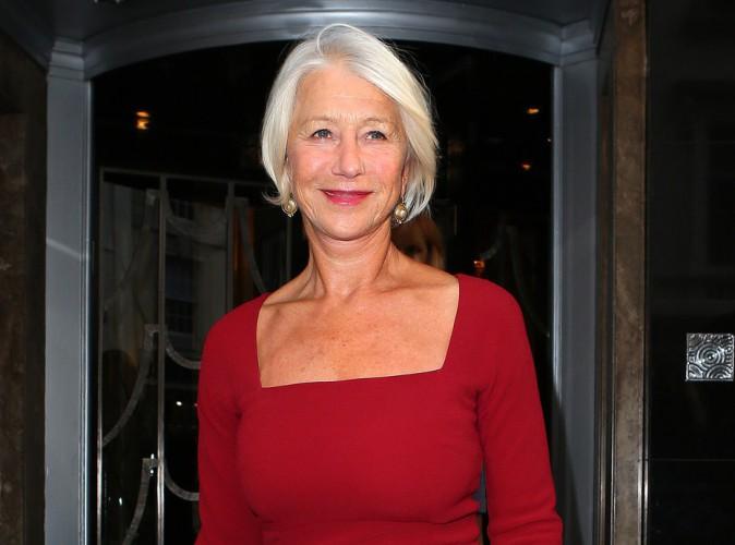 Beauté : Helen Mirren : l'actrice anglaise rejoint l'écurie L'Oréal Paris !