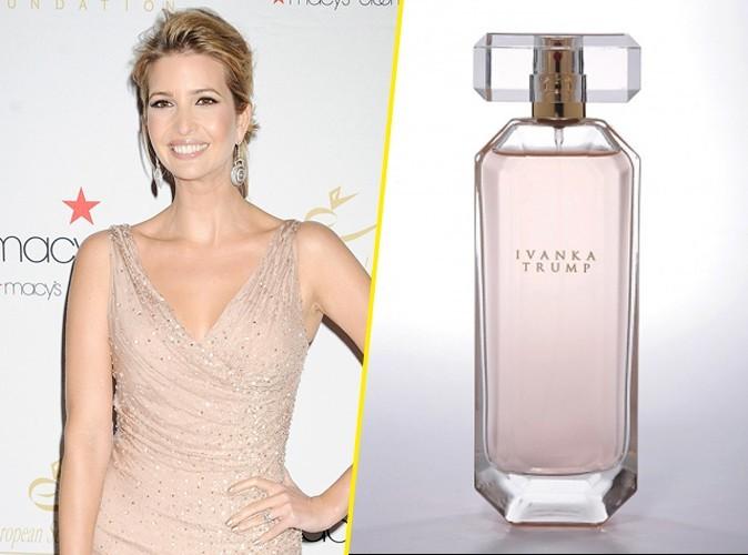 Beauté : Ivanka Trump : la fille de Donald Trump lance son parfum !