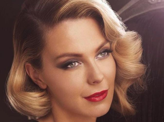 Beauté : Jennifer Hawkins transformée en femme fatale par Dior ! A copier !
