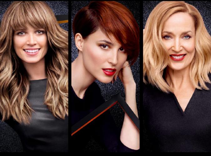 Beauté : Jerry Hall : lumineuse dans la nouvelle campagne L'Oréal Professionnel !