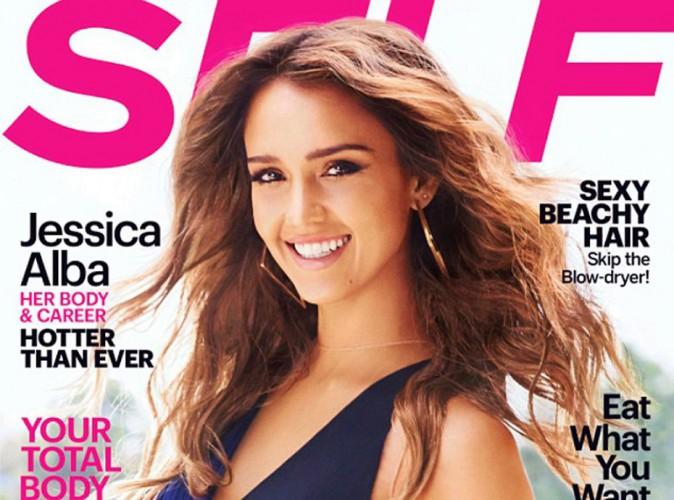 Beauté : Jessica Alba confesse au magazine Self qu'elle déteste le sport !