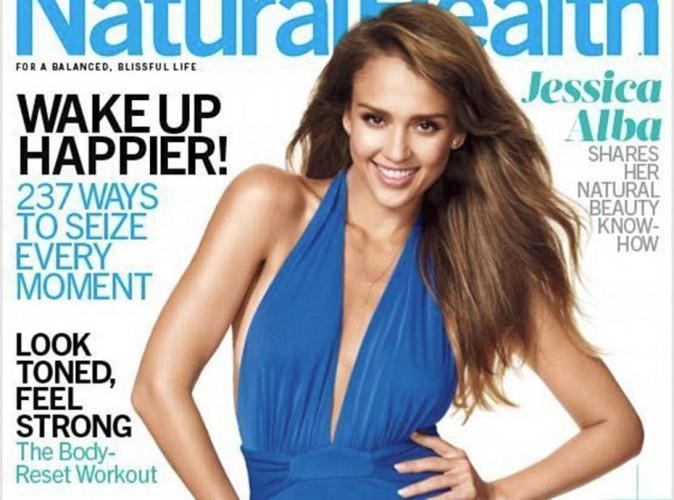 Beauté : Jessica Alba : elle révèle les secrets beauté qu'elle transmet à ses filles !