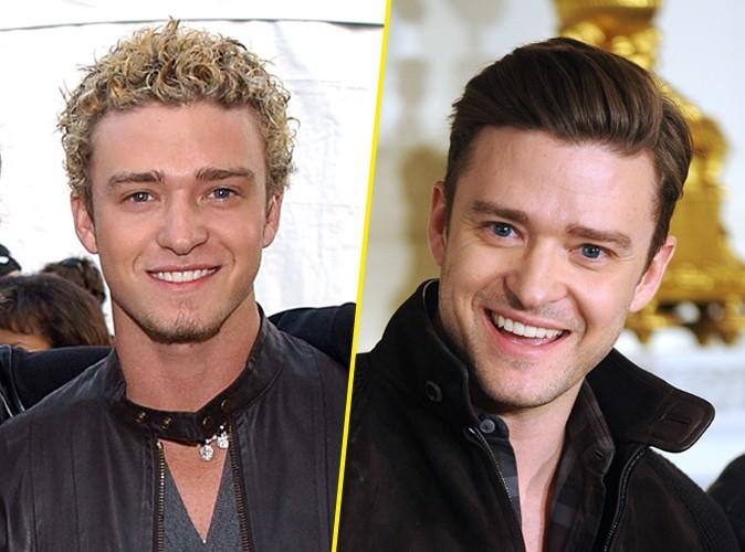 Beauté : Justin Timberlake : accro au fer à lisser ?