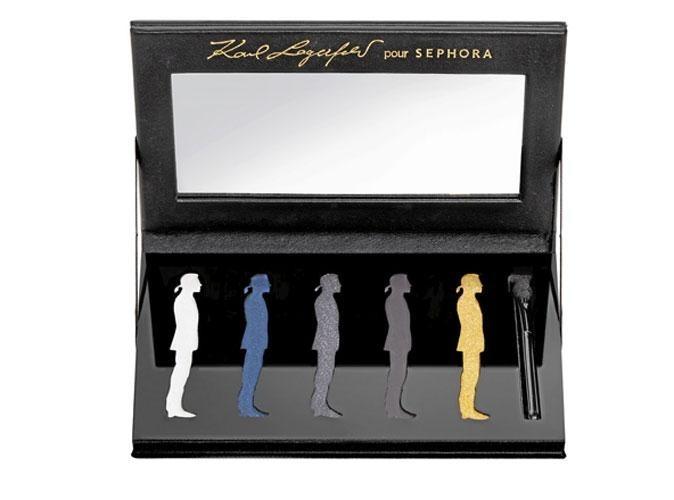 Beauté : Karl Lagerfeld au rayon make-up de Sephora !