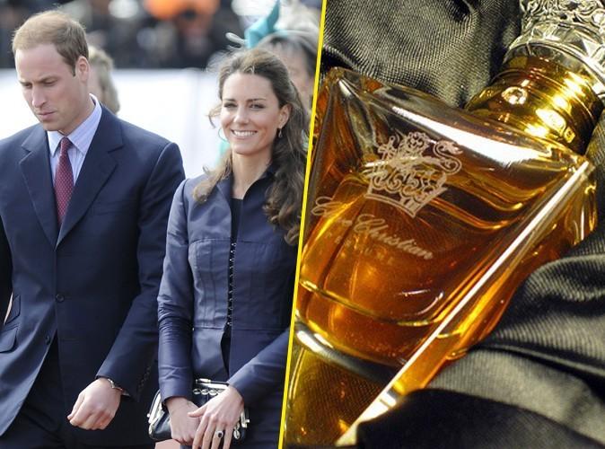 Beauté : Kate Middleton et le prince William seront parfumés par Clive Christian le jour J !