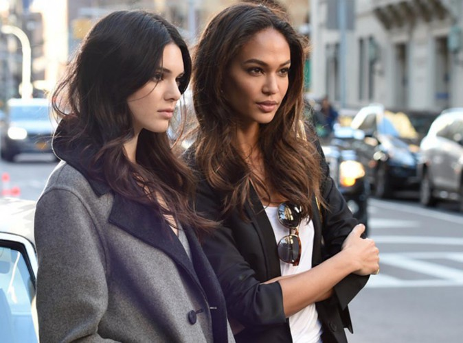 Beauté : Kendall Jenner confie tous ses secrets à Joan Smalls !