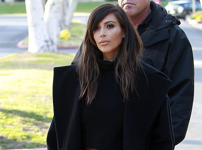 Beauté : Kim Kardashian veut se marier en brune comme Kate Middleton !