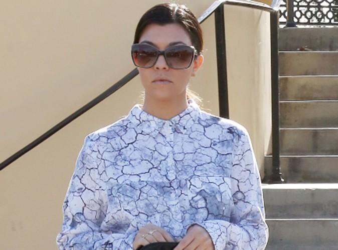 Beauté : Kourtney Kardashian : les secrets de son make-up prêt en 5 secondes et de ses beauty faux pas !