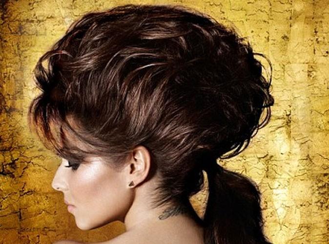 Beauté : la maxi coque de Cheryl Cole pour fêter les 50 ans de la laque Elnett de L'Oréal !
