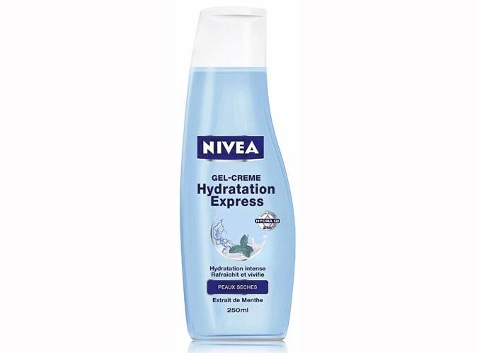 Beauté : le gel-crème Hydratation Express de Nivea !
