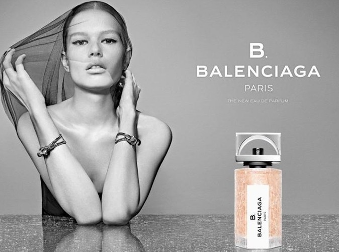 Beauté : le parfum B Balanciaga signé Alexander Wang sera vendu cet automne !