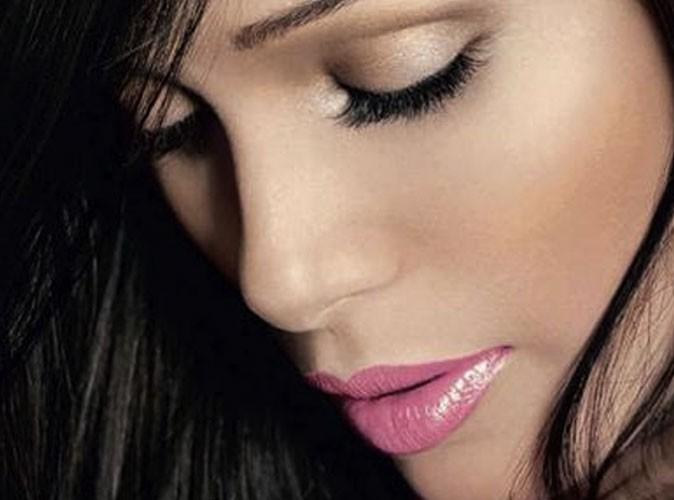 Beauté : les lèvres gourmandes de Freida Pinto pour L'Oréal Paris !