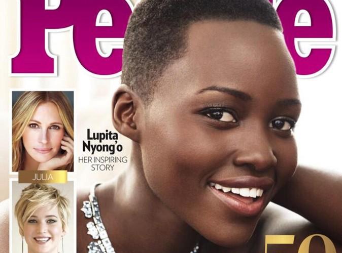 Beauté : Lupita Nyong'o : élue plus belle femme du monde en 2014 par le magazine People !