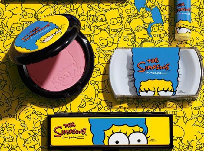 Beauté : M.A.C dévoile sa collection Simpson !