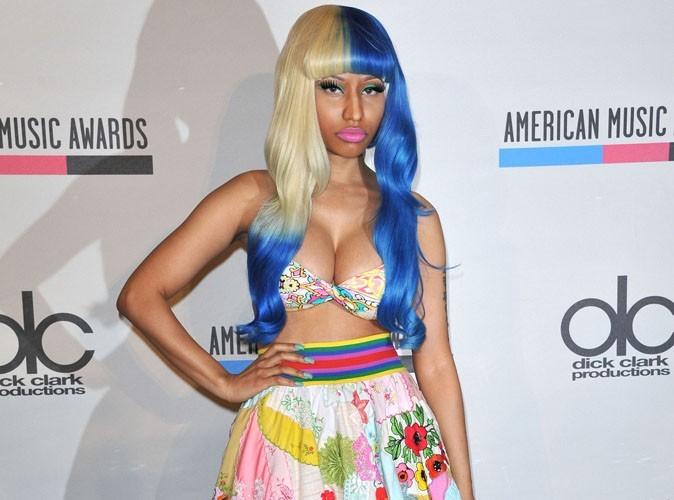 Beauté : Nicki Minaj lance une collection de vernis avec OPI !