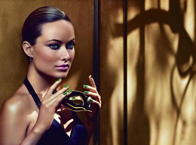 Beauté : Olivia Wilde, une beauté figée pour Revlon !