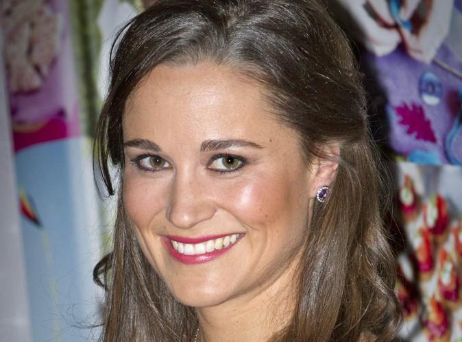 Beauté : Pippa Middleton : mode d'emploi de ses sourcils bien dessinés !