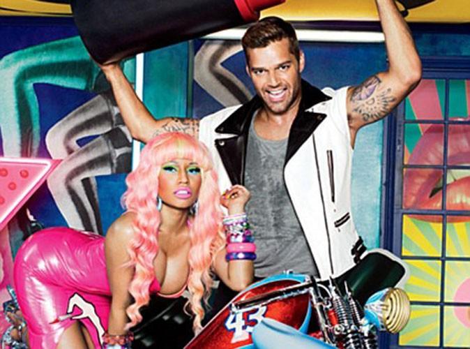 Beauté : Ricky Martin et Nicki Minaj ensemble pour MAC !