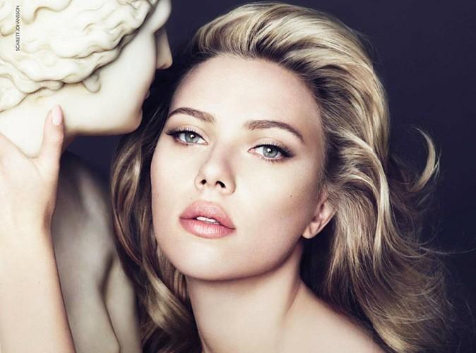 Beauté : Scarlett Johansson : une beauté divine pour Dolce & Gabbana !