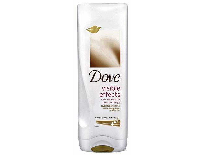 Beauté : une peau de bébé avec le lait hydratant Dove !