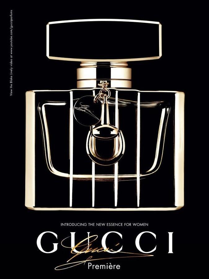 Gucci Première : le nouveau parfum Gucci !