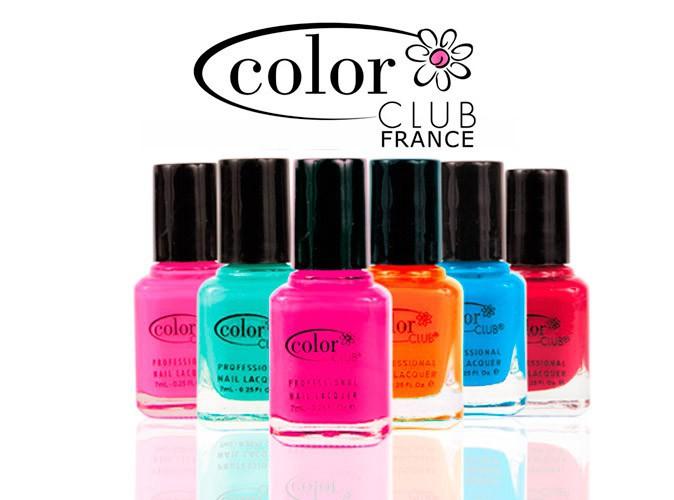 Bon plan beauté : -10% sur toute première commande de vernis ColorClub !