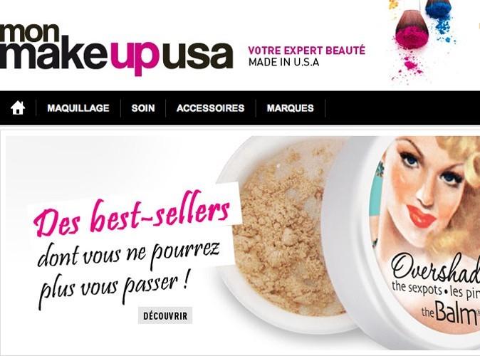 Bon plan : profitez de 20% de réduction sur le site monmakeupusa.com !