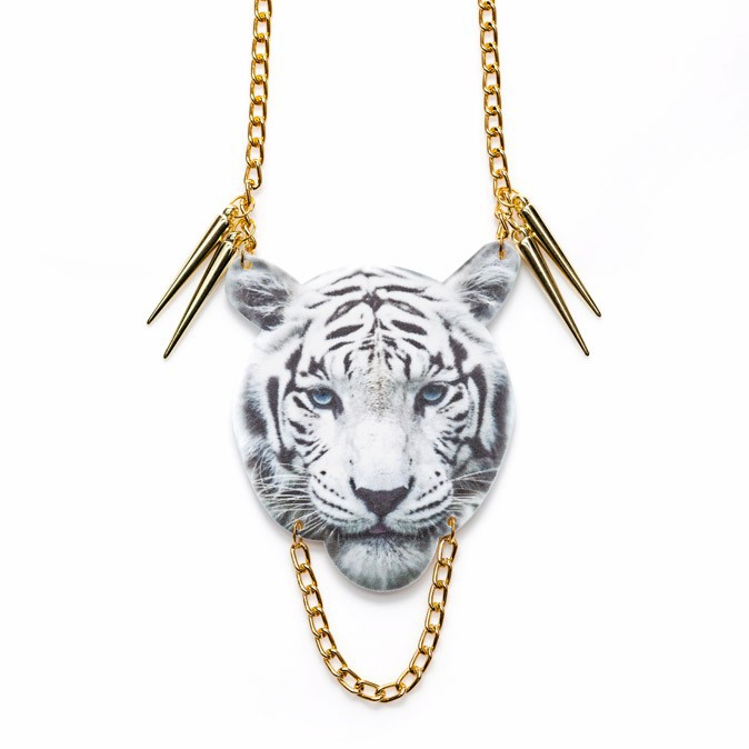 Collier Tigre, Suzywan Deluxe 35 €