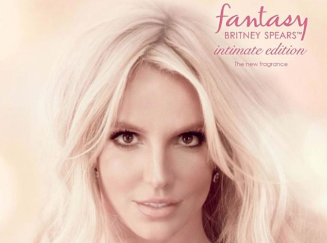 Britney Spears : sage et sensuelle, elle nous présente son nouveau parfum Fantasy !