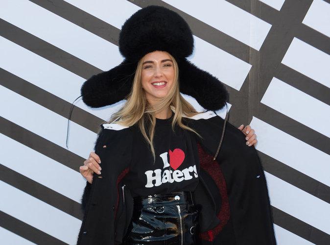 Chiara Ferragni collabore avec Levi's pour deux modèles de jeans customisés !