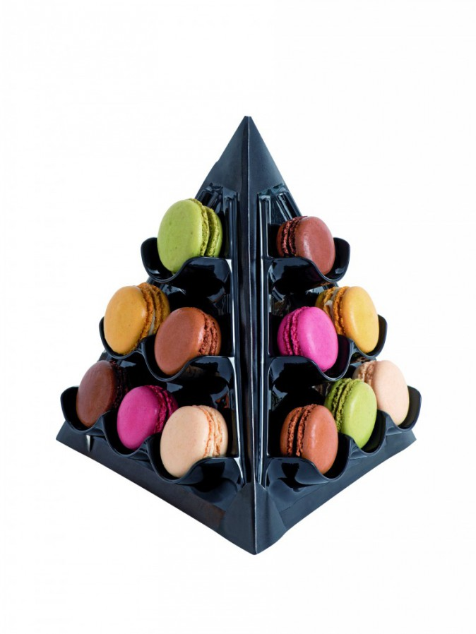 Pyramide de macarons, Monoprix, 15,80€
