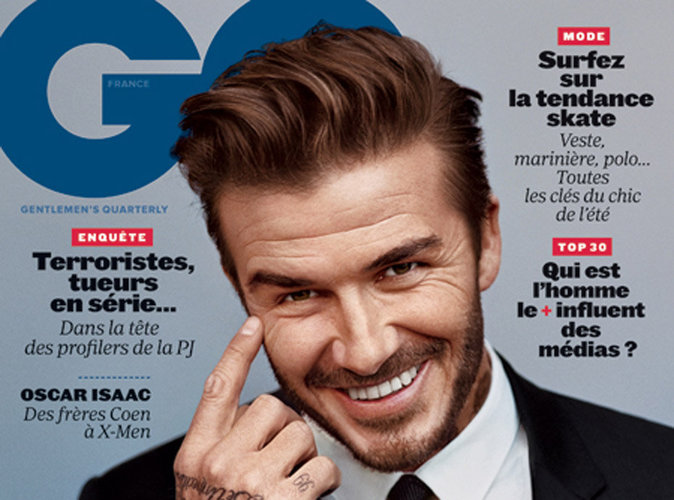 David Beckham : amour, carrière, argent... Le roi British se confesse au magazine GQ