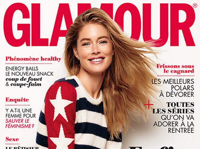 Doutzen Kroes : rayonnante et sexy en couverture de Glamour