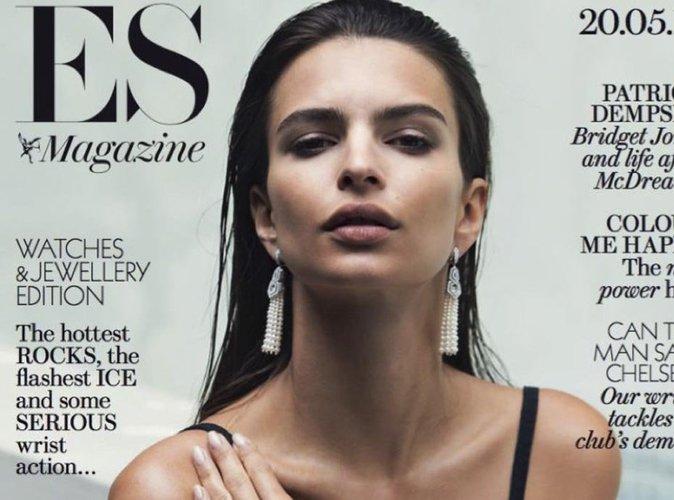 Emily Ratajkowski : la bombe ultra sexy pour ES Magazine !
